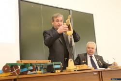 Празднование 90 летия со дня рождения В. П. Макеева