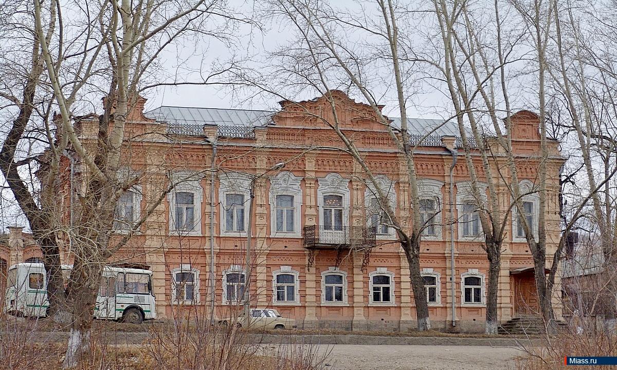 фото миасский краеведческого музея