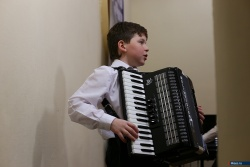 Областной детский конкурс музыкантов - исполнителей