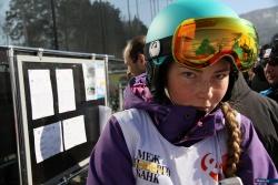 Финал кубка России по сноуборду в ГЛЦ