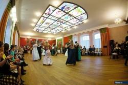 Открытие танцевального сезона в бывшем торговом доме купца Смирнова